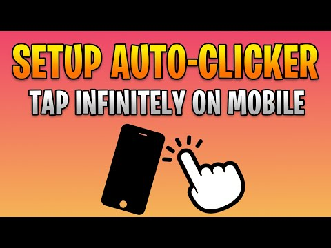 How to Automatically Tap on Android (Auto Clicker)