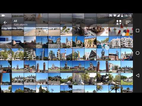 video review of PhotoMap Gallery