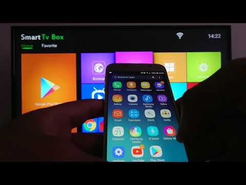 How to use your Cellphone as a remote control for ANDROID TV (BOX)