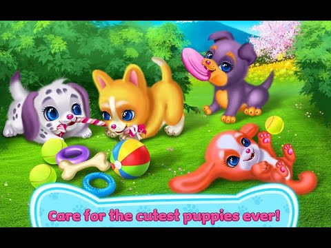 Puppy Love My Dream Pet Android İos Coco Free Game GAMEPLAY VİDEO