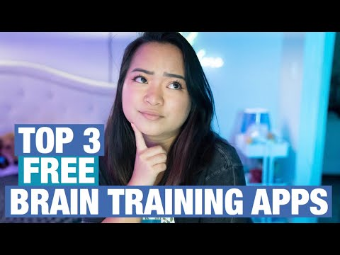 TOP 3 Brain Training Apps to Make You SMARTER for FREE! | Best Educational Apps 2020