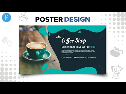 How to make Poster graphic design on Android   pixellab poster making app for your mobile.