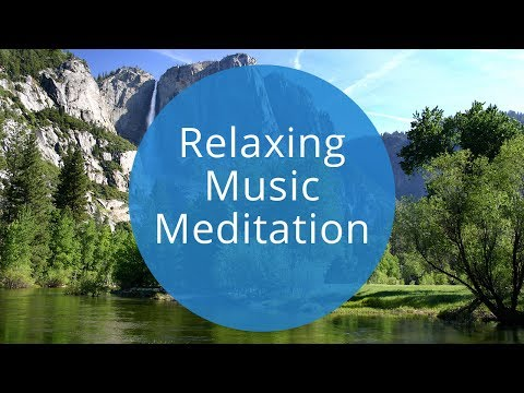 Relaxing Music Meditation   Relax Your Mind & Body in 15 minutes   Breethe
