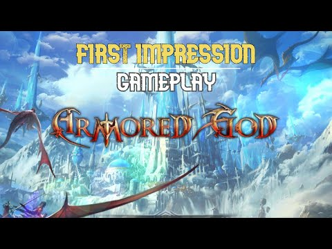Armored God: Gameplay 2020 - Android/iOS MMORPG Free-to-play [HD]