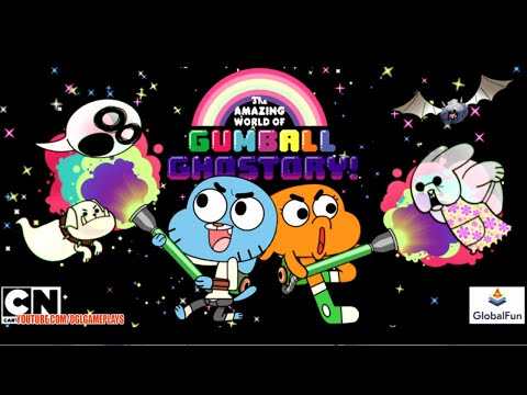 Gumball Ghoststory! Android Gameplay