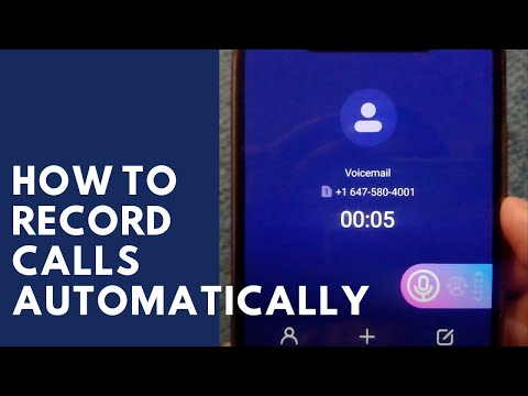 How To Automatically Record Phone Calls On Android? - Cube ACR Call Recorder App