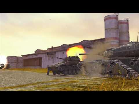 video review of World of Tanks Blitz PVP MMO 3D tank game for free