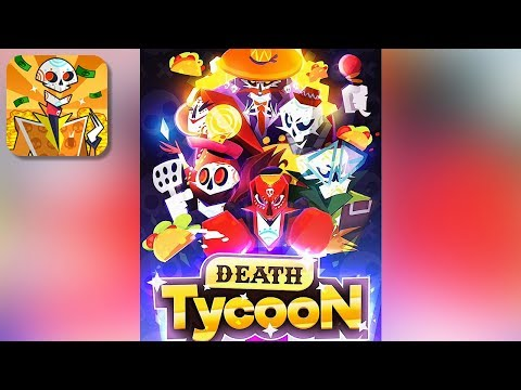 Death Tycoon: Idle Billionaire - Gameplay Trailer (iOS, Android)