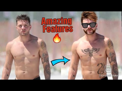 ||How to make six pack in my photos on android | Add Six pack Abs in your photo on android😍🤩🔥   ||