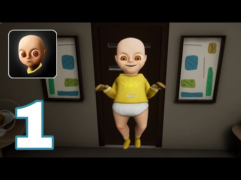 The Baby In Yellow Gameplay All Nights Part 1 (Android)