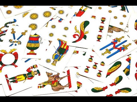 How to play scopa in 3 minutes
