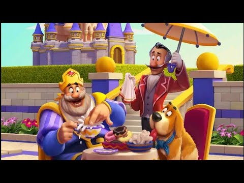 Royal Match - Android gameplay Movie apps free best Top Film Video Game