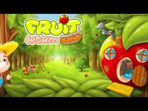 Fruit Worm Bubble - Fruitastic game for Android