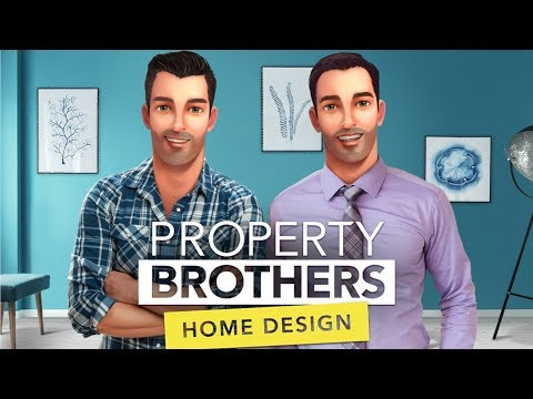 PROPERTY BROTHERS HOME DESIGN - Gameplay Walkthrough Part 1 iOS / Android