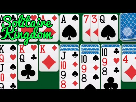 Solitaire Kingdom Android Gameplay (Game By Fun Free Fun)