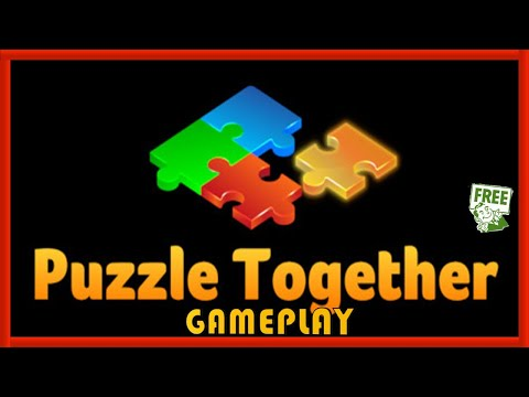 PUZZLE TOGETHER - GAMEPLAY / REVIEW - FREE STEAM GAME 🤑