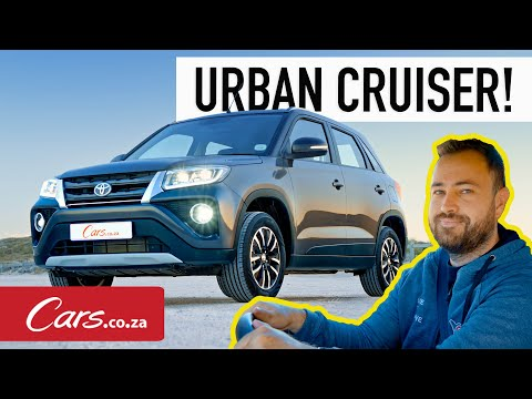 New Toyota Urban Cruiser Review - Should you buy this or the identical Suzuki Vitara Brezza?