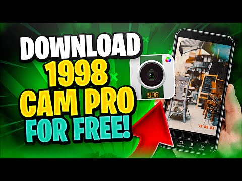 1998 Cam Pro Download ✅ How to Download 1998 Cam Pro Premium on iOS / Android APK for FREE