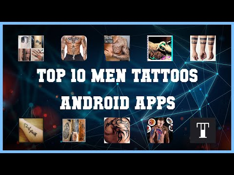 Top 10 Men Tattoos Android App | Review