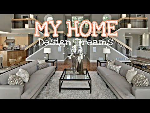 My Home - Design Dreams 🏡 Game Play Part 1 💖