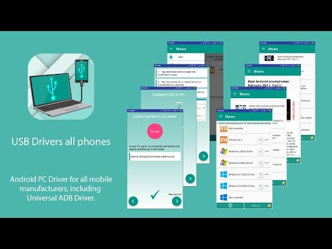 video review of USB Driver for Android Devices