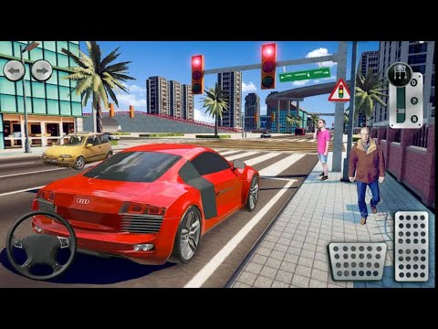 City Driving School Simulator: 3D Car Parking 2021 - Android Gameplay HD