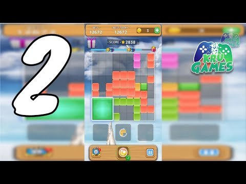 Block Sudoku Puzzle Gameplay Walkthrough #2 (Android, IOS)