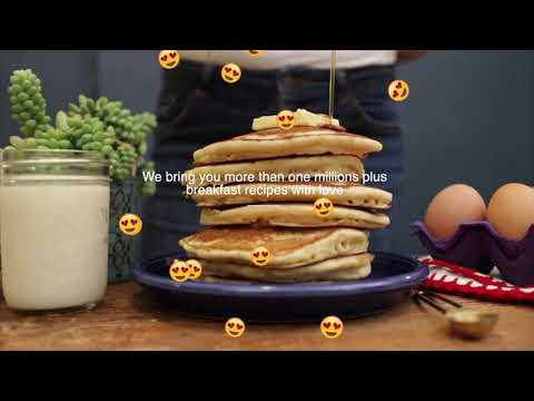 Breakfast recipes android app