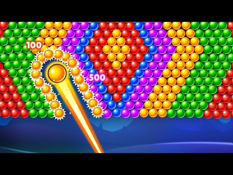 Bubble Shooter Pastry Pop Blast 2021 _ Free online game ( iOS Android )