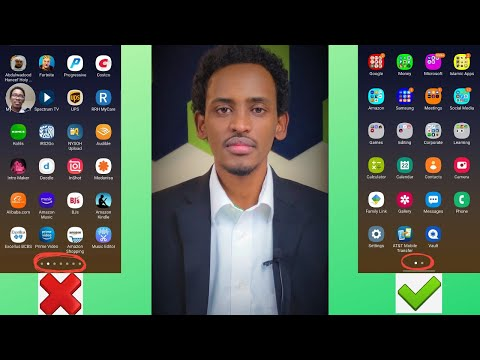 Organize Your Messy Android Apps to Look Aesthetic    XcitinTech by Ahmeddeq