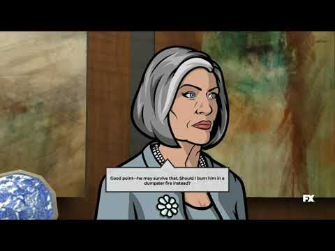 video review of Archer