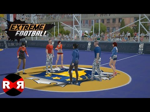 Extreme Football - Android / iOS BETA Gameplay