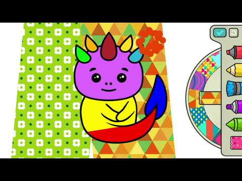 video review of Coloring book for kids