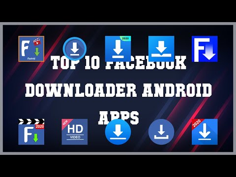 Top 10 Facebook Downloader Android App | Review