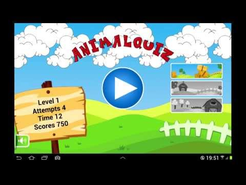 Animal Quiz Android Game
