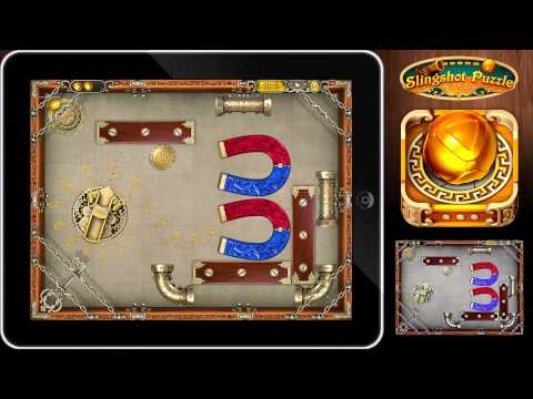 video review of Slingshot Puzzle