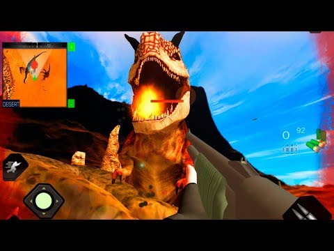 Dinosaur Hunter 3D - Android GamePlay FullHD #3