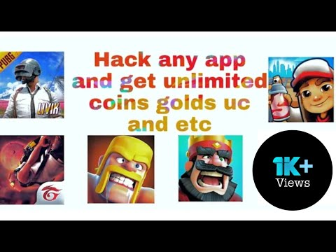 How to hack any app and get everything unlimited
