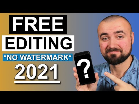 Best Free Video Editing App (No Watermark 2021) iPhone and Android