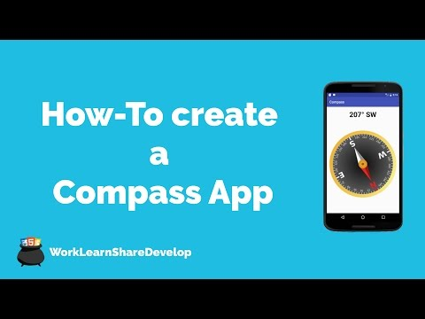 How-to create a Compass App