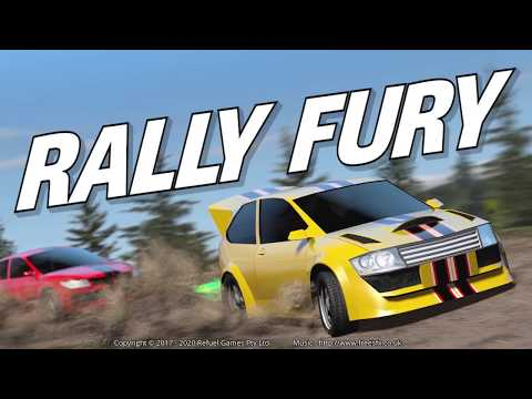 video review of Rally Fury
