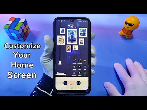 Fully Customize Your Home Screen With Wide Launcher | Add Pets On Your Home Screen | Sept.2020