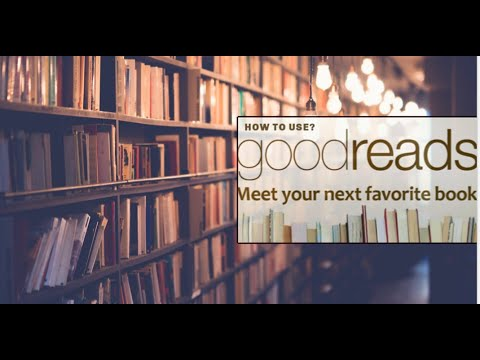 How to use good reads application?   Best application for book lovers !!