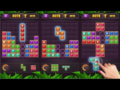 Block Puzzle: Star Gem Android Gameplay