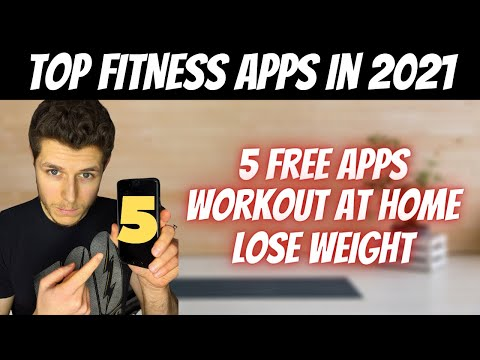 Top 5 BEST Fitness Apps For Free in 2021