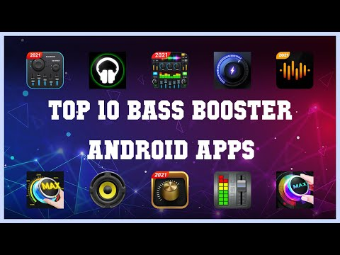 Top 10 Bass Booster Android App   Review