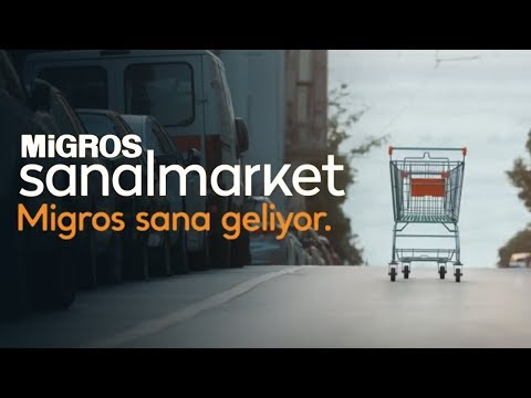 video review of Migros Sanal Market