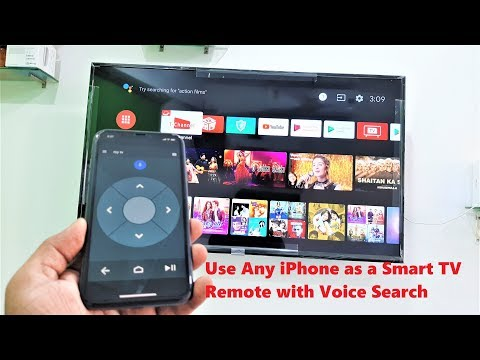How to Use Any iPhone as a Smart TV Remote Control (100% Works)