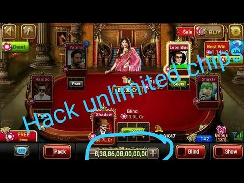 Hack ultimate teen Patti with 100% prof......### watch it