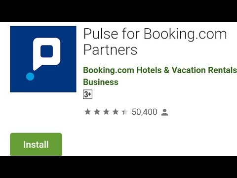 Pulse for Booking.com Partners